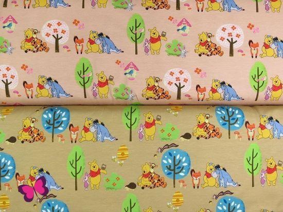 Winnie Pooh Jersey Bäume