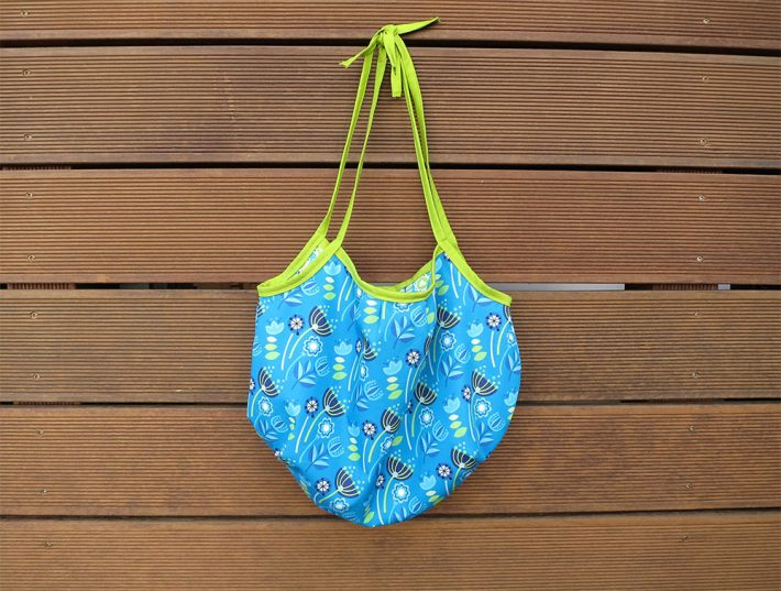 Mini Beach Bag