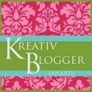 Kreativ Blogger [Arward]